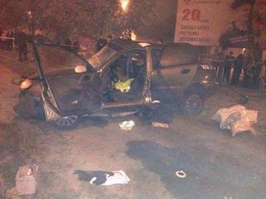 ДТП под Киевом: названы имена погибших патрульных
